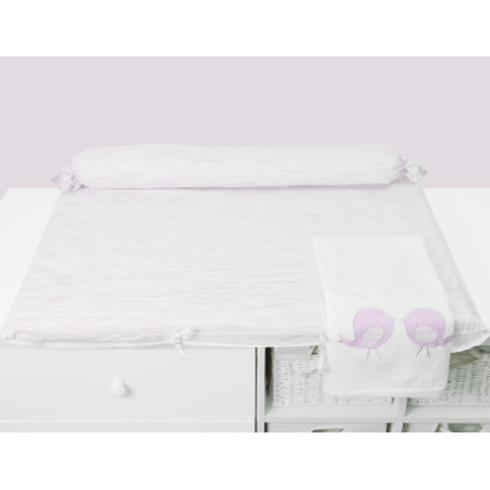 toTs by smarTrike® - Puslemåtte Classic, pink 100x80x4cm