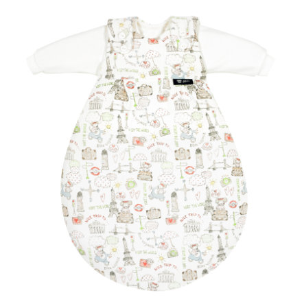 Alvi Baby-Mäxchen® Sovepose  - Original 3 deler  - Globetrotter