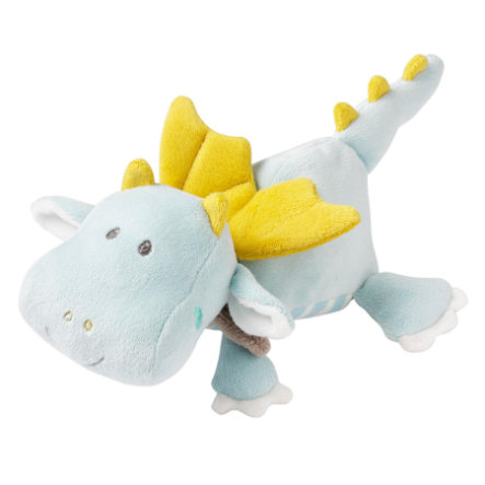 Babysun Peluche chauffante dragon little castle