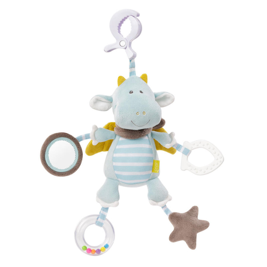 fehn® Activity-hračka Dráček - Little Castle