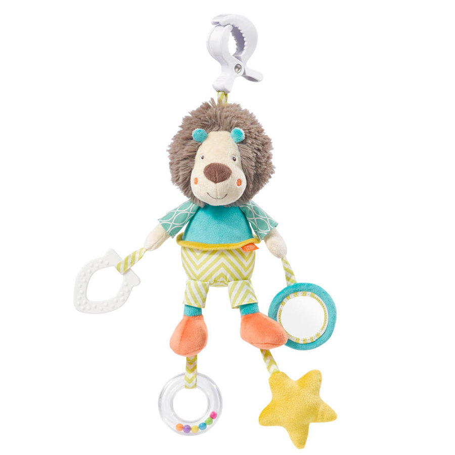 fehn® Activity-Spieltier Löwe - Funky Friends
