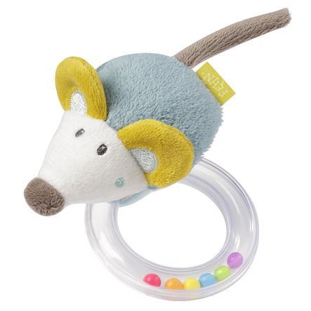 babyFehn Rangle med Ring - Little castle Mus