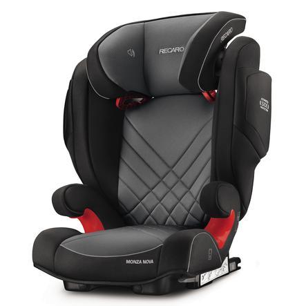RECARO Siège auto Monza Nova 2 Seatfix Carbon Black