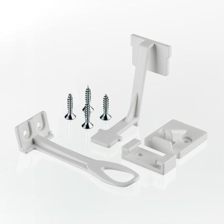 reer Seguridad de armarios y cajones con ayuda de montaje, 8 piezas