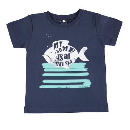 name it Boys T-Shirt Victorfro dress blues