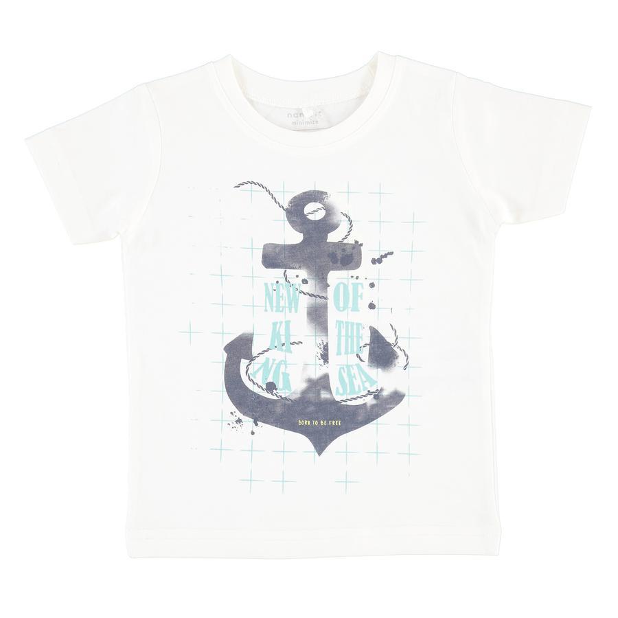name it Boys T-Shirt Victorfro snow white
