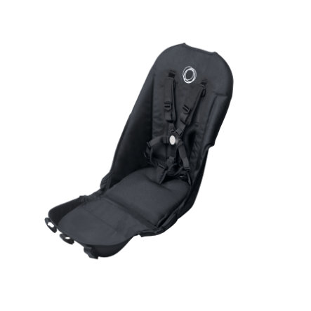 bugaboo Donkey 2 Basis-Sitzbezug black - Core Collection