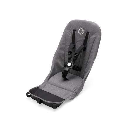bugaboo Donkey 2 Basis-Sitzbezug grey melange - Premium Collection
