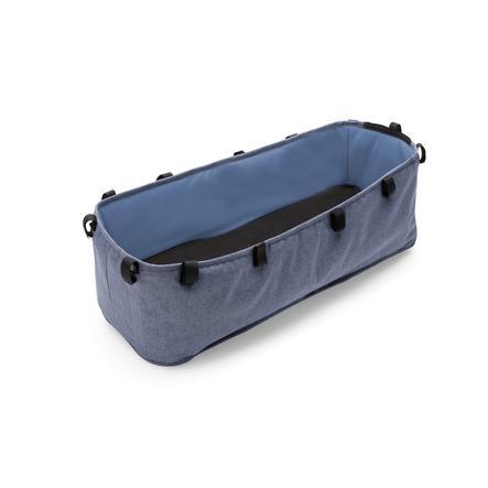 bugaboo Habillage de nacelle complète Donkey2 bleu chiné collection premium