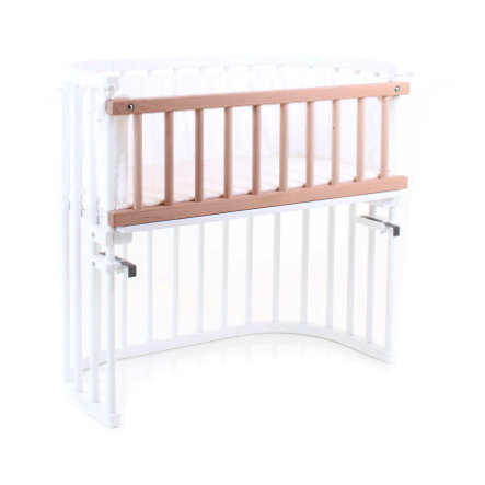 babybay verschlussgitter maxi boxspring natur unbehandelt baby. Black Bedroom Furniture Sets. Home Design Ideas