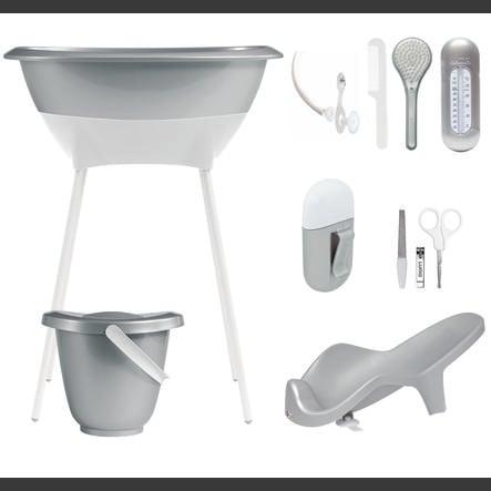 Luma® Babycare Badset Design: Sparkling Silver
