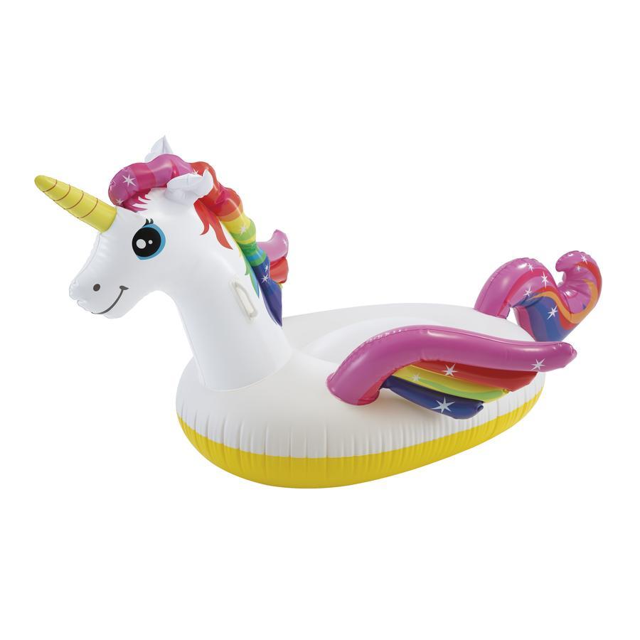 Intex jouet gonflable pour piscine licorne magique for Calcium plus pour piscine