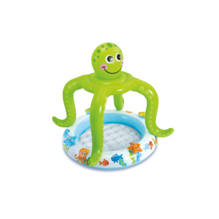INTEX® Piscine bébé gonflable pieuvre