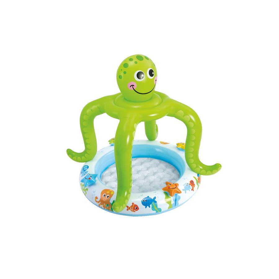 INTEX® Baby Pool - Smiling Octopus Shade -