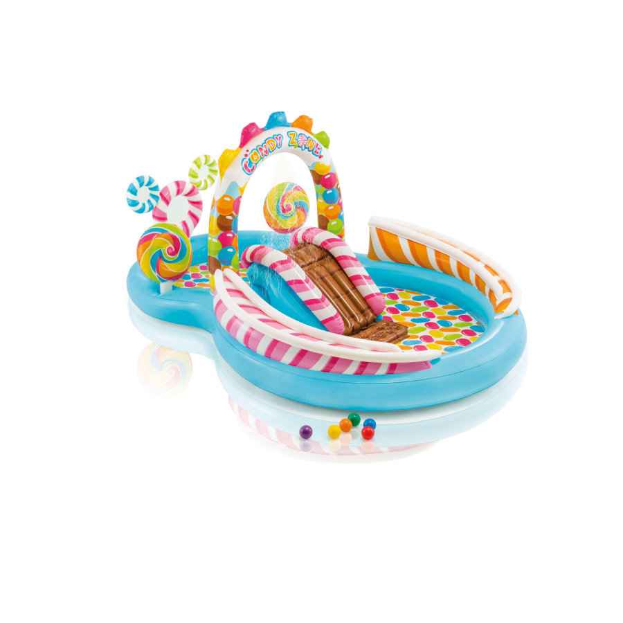 INTEX® Pool/Planschbecken - Playcenter Candy Zone