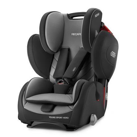 RECARO Fotelik samochodowy Young Sport Hero Carbon Black