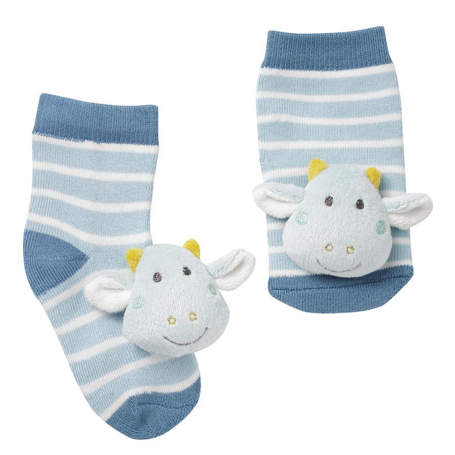 fehn® Little Castle chrastící ponožky Dráček