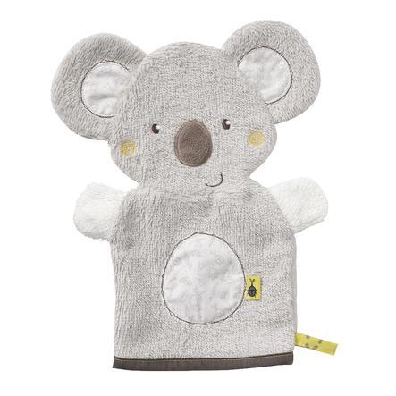 fehn® Gant de toilette enfant koala Australia