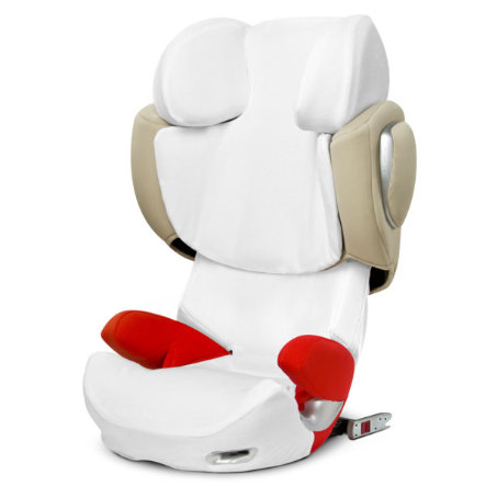 cybex PLATINUM Sommerbezug Solution Q3 White
