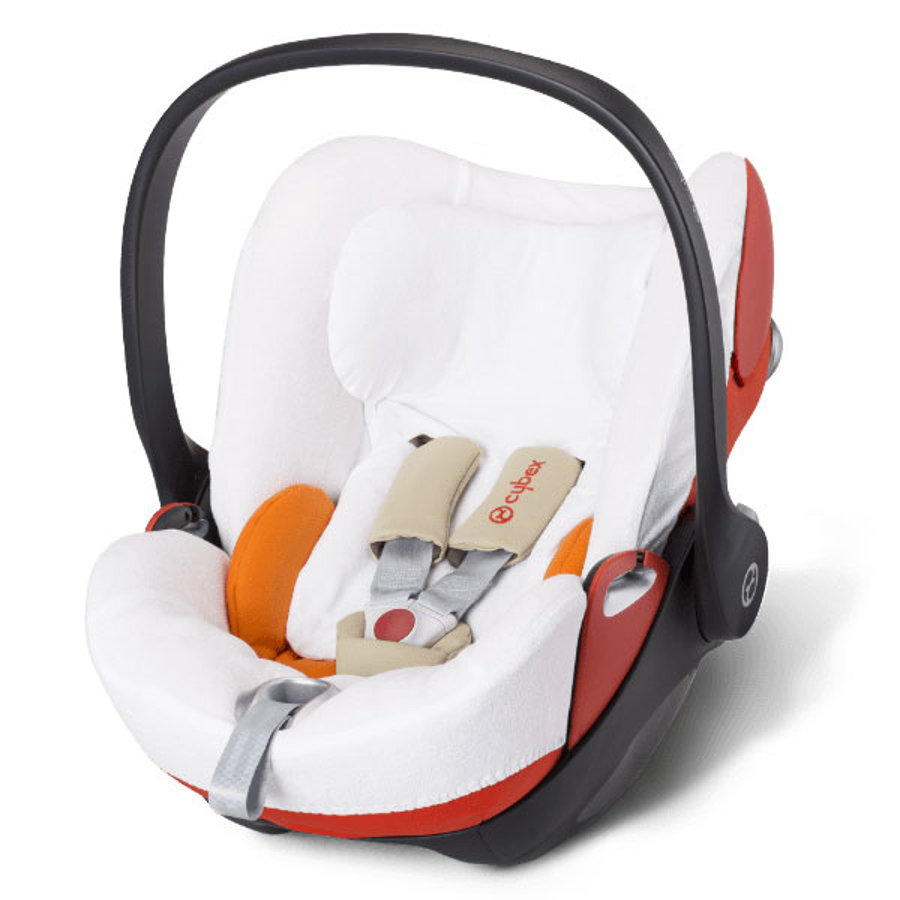 cybex PLATINUM Sommerbezug Cloud Q White
