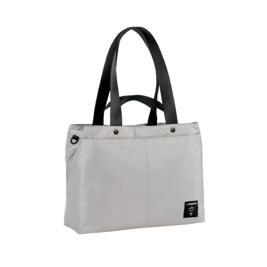 LÄSSIG Borsa fasciatoio Tender Bente Bag Grey