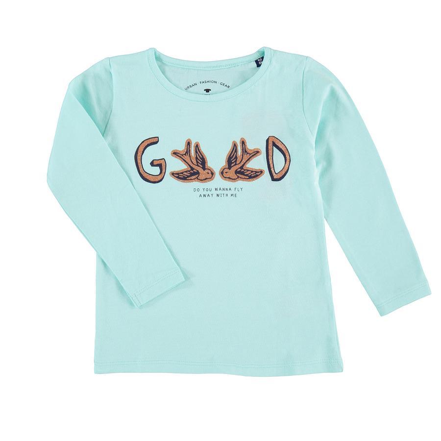 TOM TAILOR Mini Girl s shirt met lange mouwen