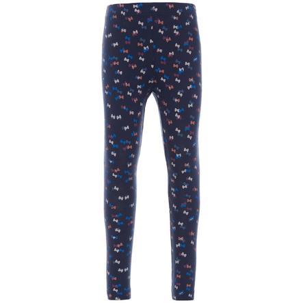 name it Girl s Leggings Vivian dress blues