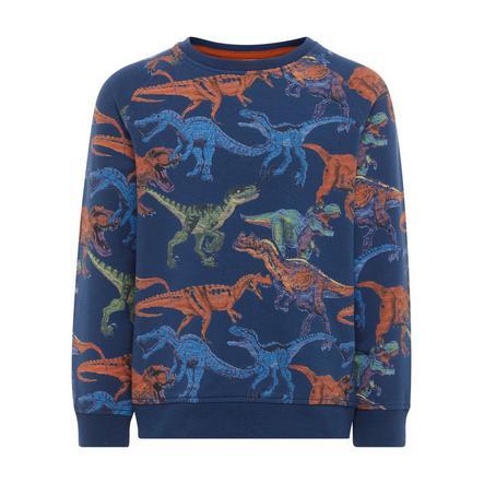 NAME IT tyttöjen Sweatshirt Etrex dress blues