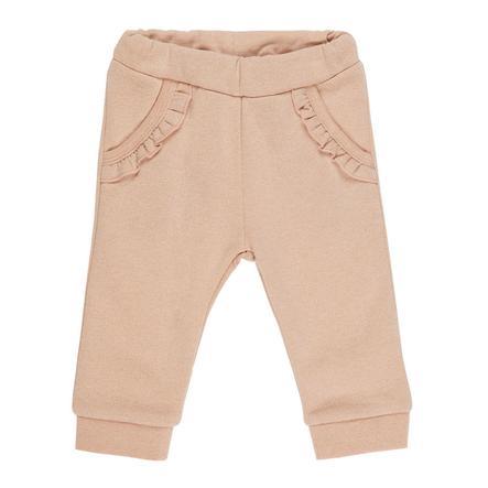 name it Girl s Pantalones de chándal Fiona arena de noche
