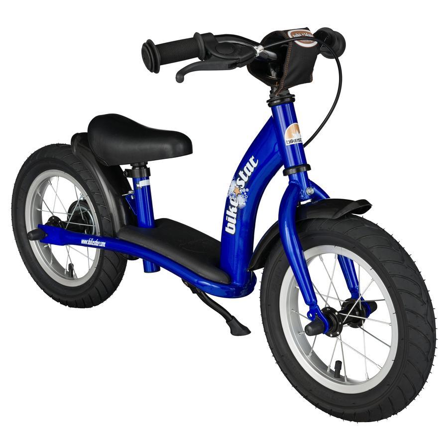 """bikestar Rowerek biegowy 12"""", niebieski"""