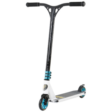 star Trademarks STAR-SCOOTER® Premium Freestyle Stuntscooter 110 mm  Weiß Blau