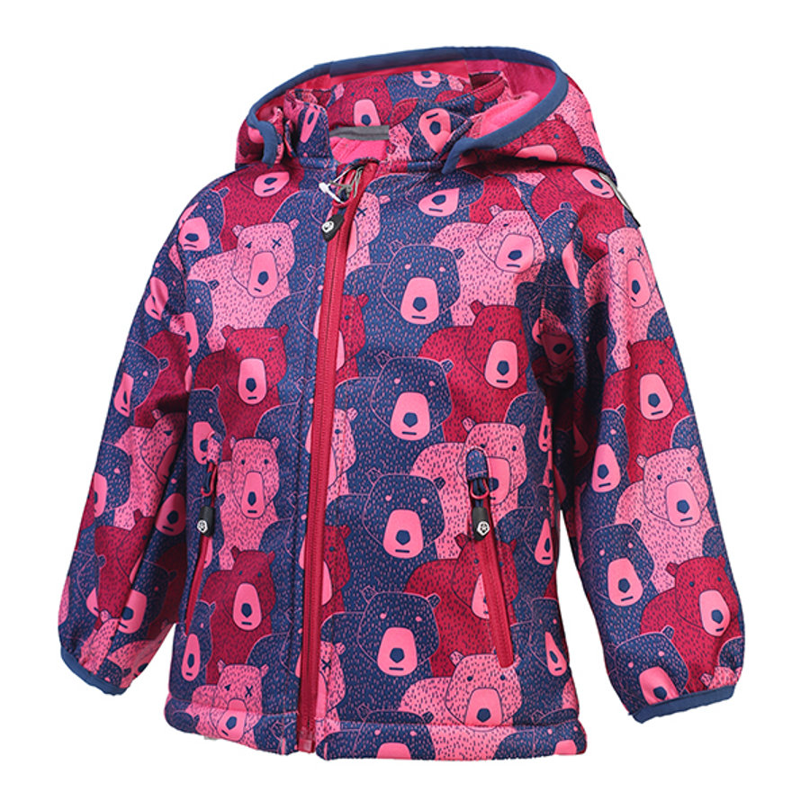 COLOR KIDS Winterjacke King Camellia rose