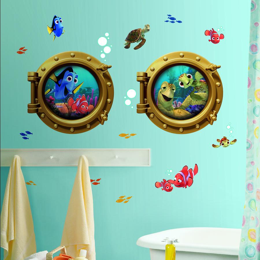 RoomMates® Disney - Hledání Nema oči