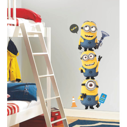 RoomMates® - Minons Despicable Me
