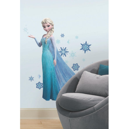 RoomMates® Disney´s Frozen - Elsa, glitzernd