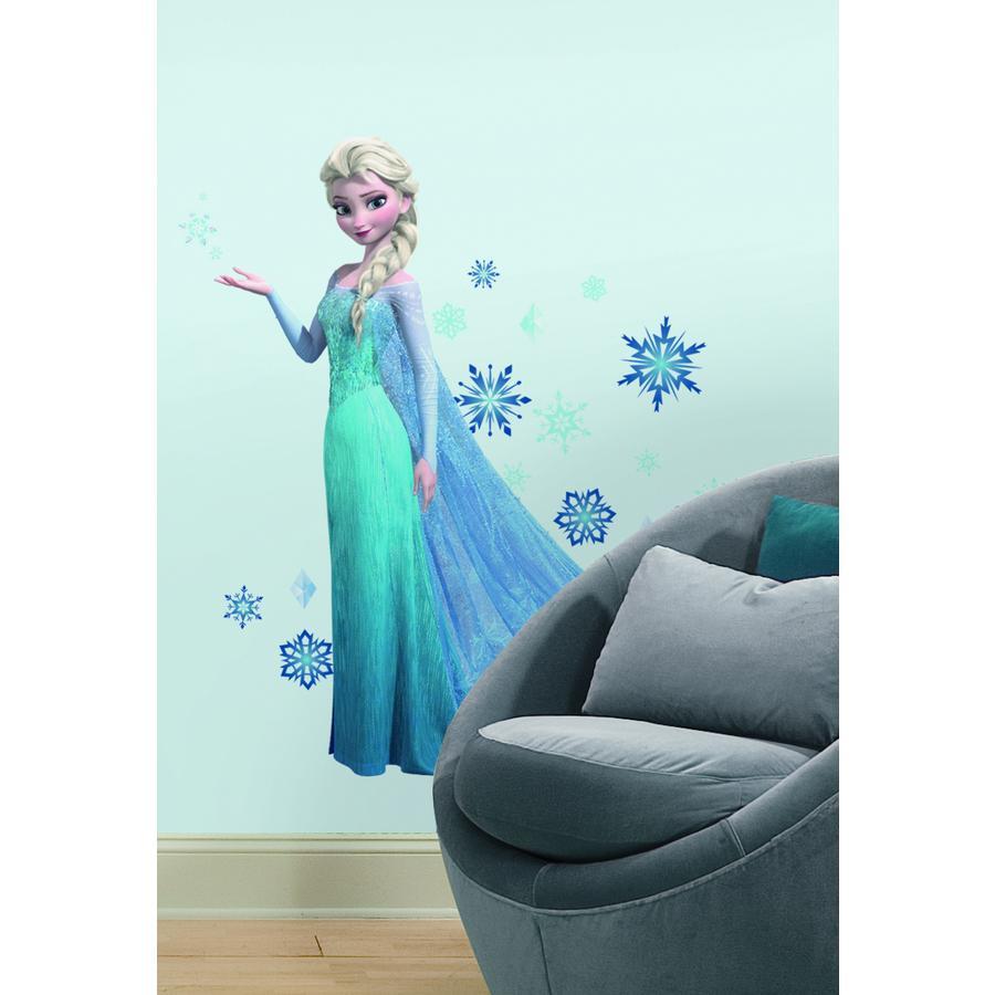 RoomMates® Disney´s Frozen - Elsa, glittrande