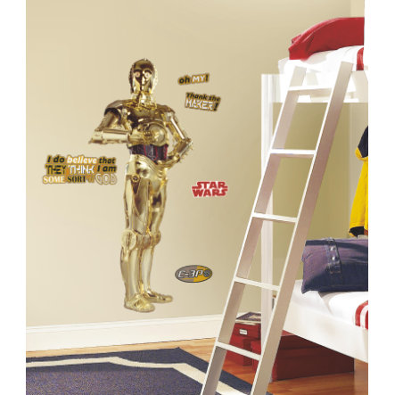RoomMates® Star Wars - C3PO