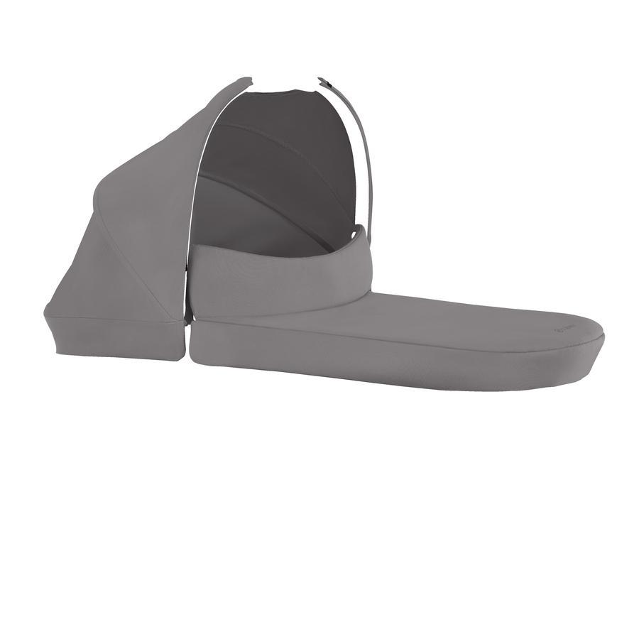 cybex PLATINUM Kinderwagenaufsatz Mios Manhatten Grey-grey