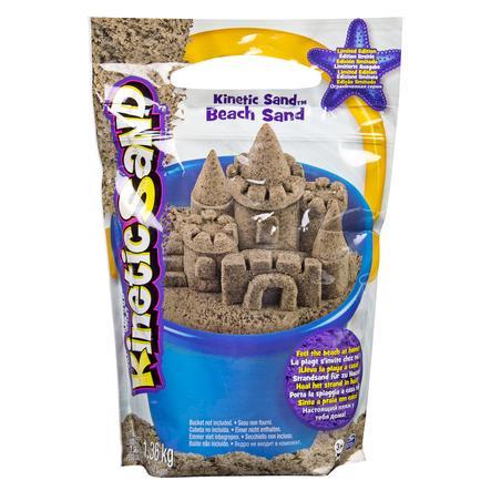 Spin Master Kinetic Sand - Hnědý písek 1,4 kg