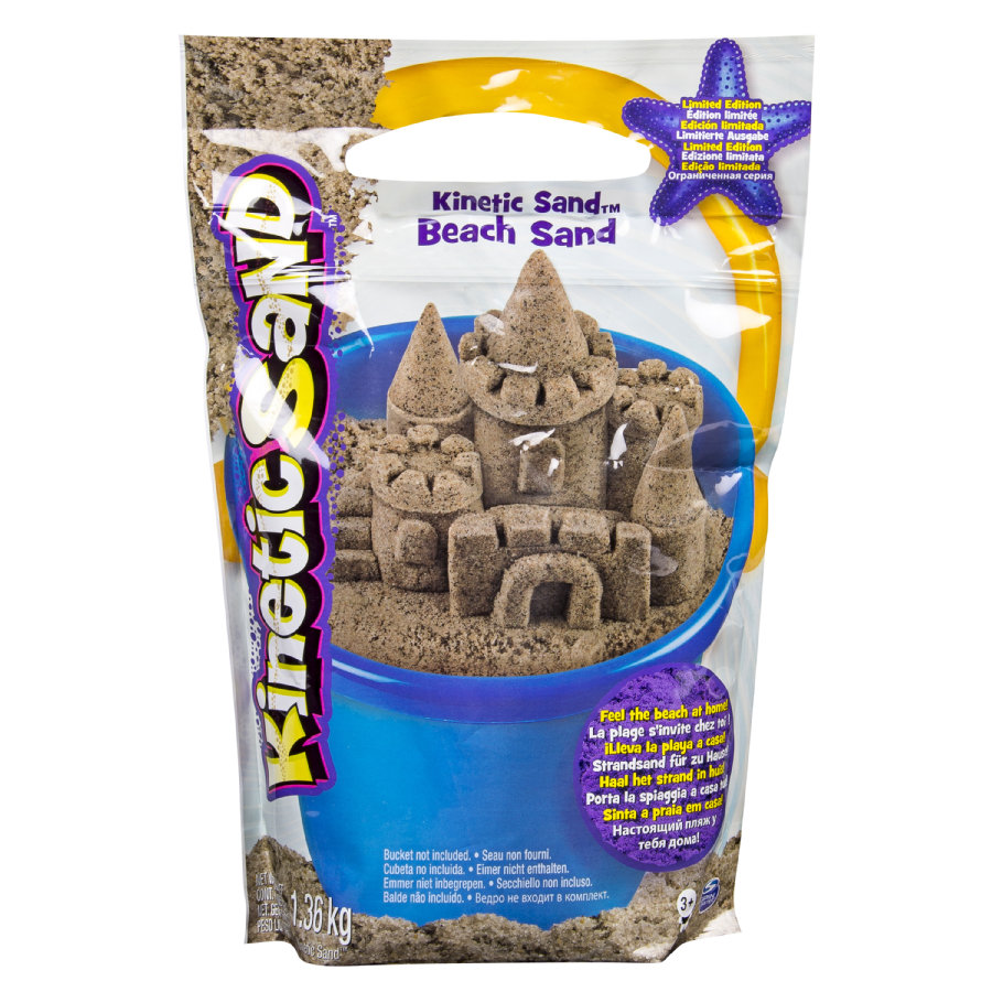 Spin Master Kinetic Sand - Piasek kinetyczny Beach Sand