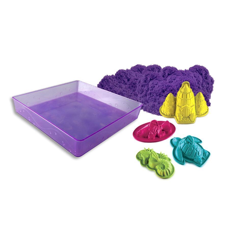 Spin Master Kinetic Sand - Box Set, lila -