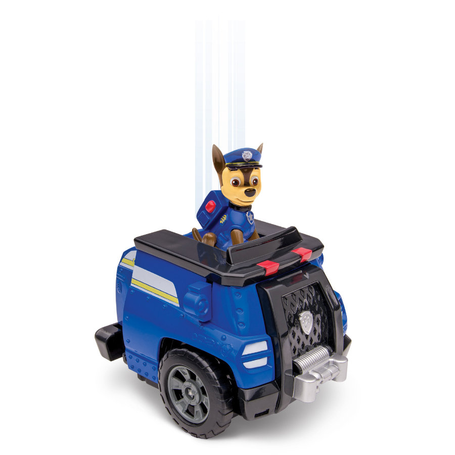 Spin Master Paw Patrol - Deluxe Transforming Swat Vehicle