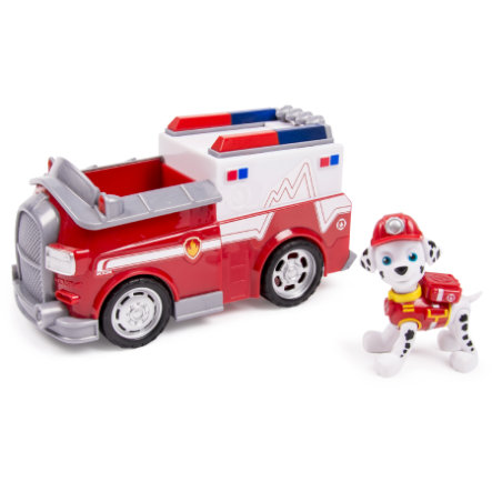 Spin Master Paw Patrol - Marshall Basis Vehicle
