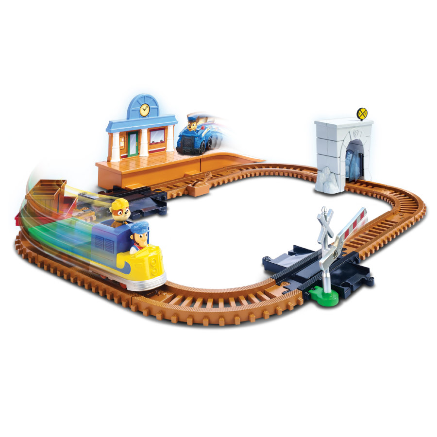 Spin Master Paw Patrol - On a Roll Rescue Train Set