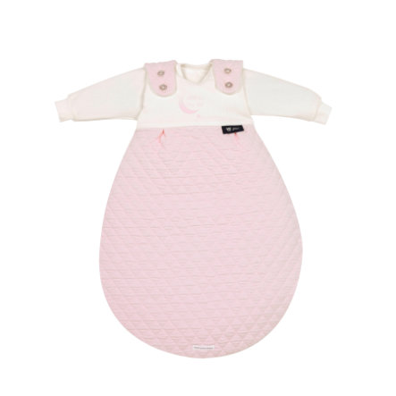 bellybutton de Alvi Saco de dormir Baby-Mäxchen® - El original 3 piezas - Línea Classic Line Dream, rosa