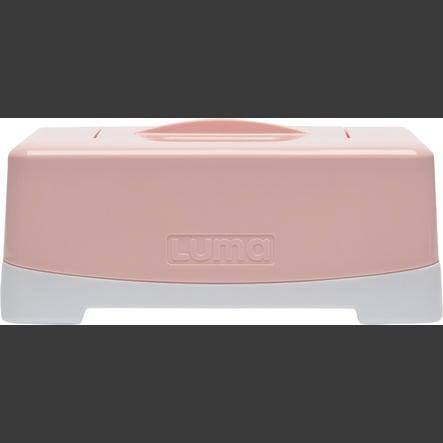 Luma® Babycare box na vlhčené ubrousky, vzor: Cloud Pink
