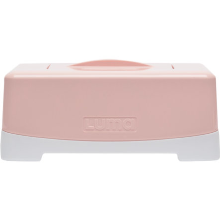 Luma® Babycare Pudełko na nawilżane chusteczki Design: Cloud Pink