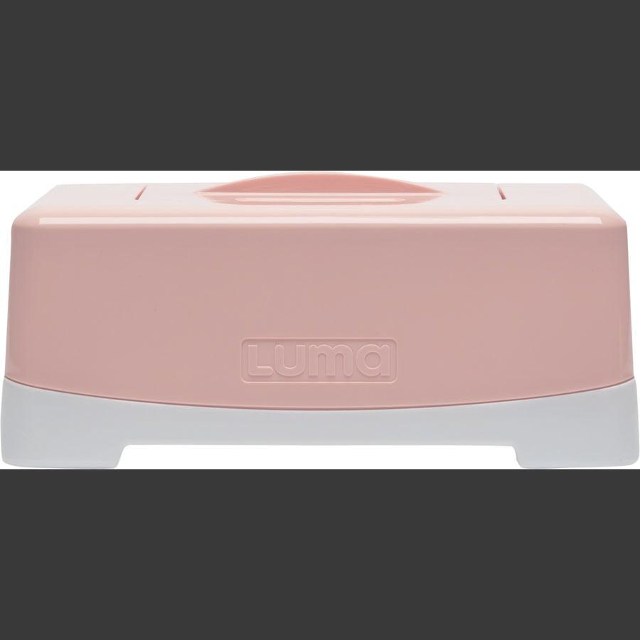 Luma® Babycare Boîte à lingettes rose