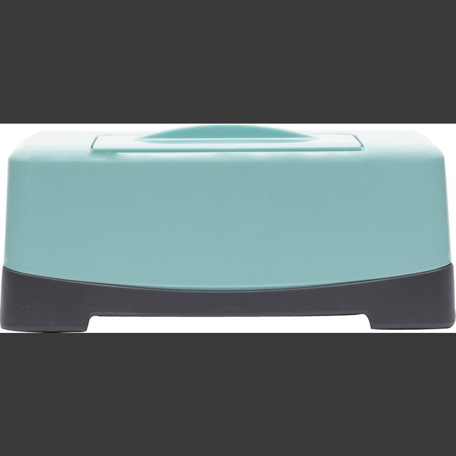 Luma® Babycare Pudełko na nawilżane chusteczki Design: Silt Green
