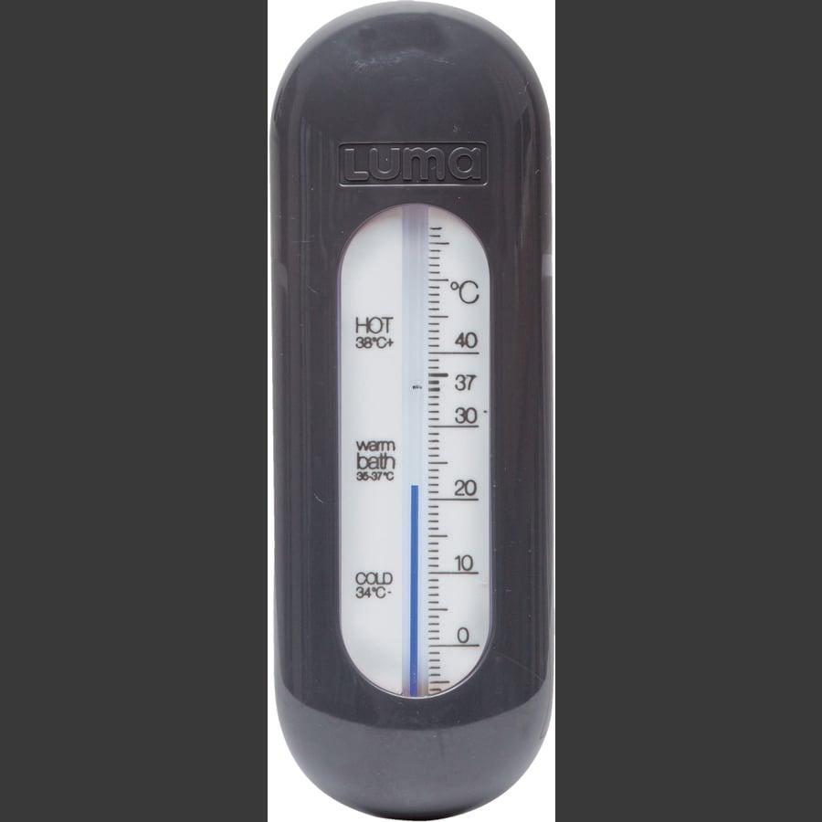 Luma® Babycare badetermometer mørk grå